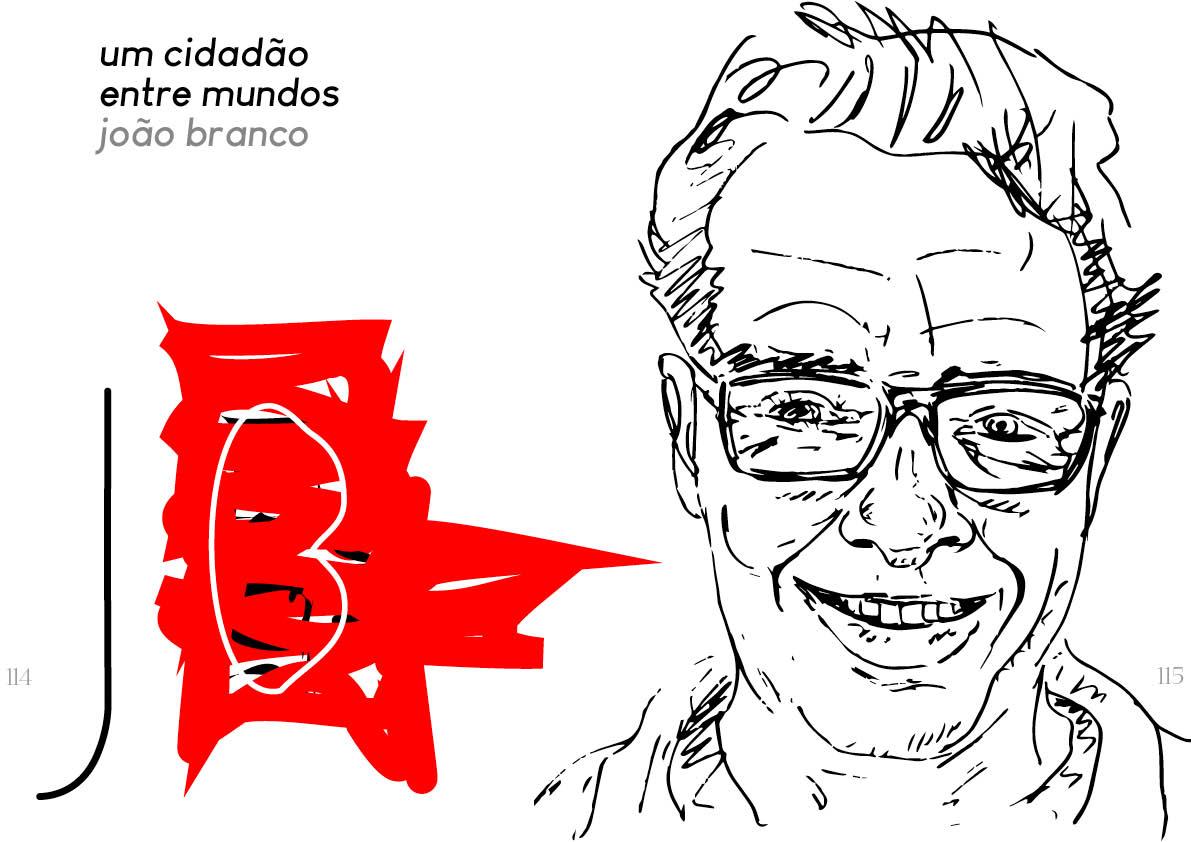 João Branco, um cidadão entre mundos