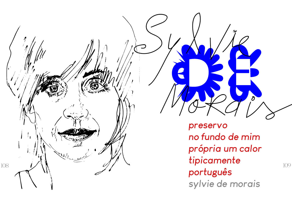 Sylvie De Morais: Preservo no fundo de mim própria um calor tipicamente português