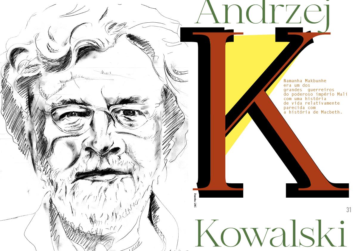 Andrzej Kowalski – Namanha Makbunhe