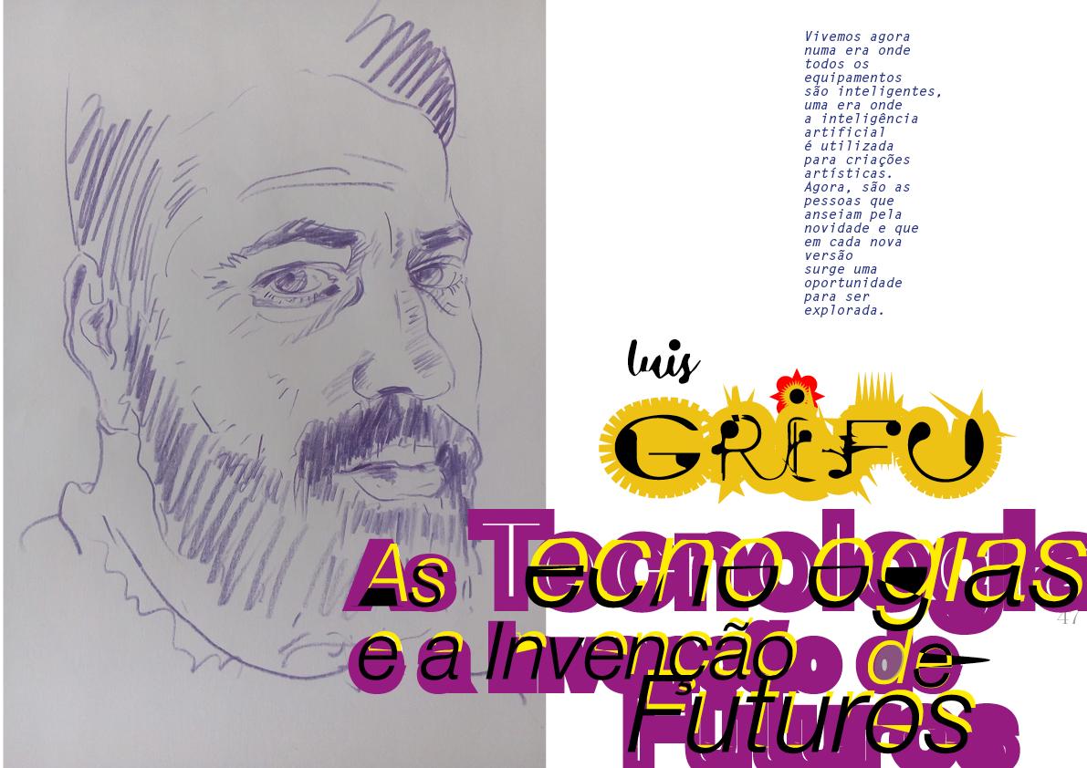 Entrevista a Luís Grifu