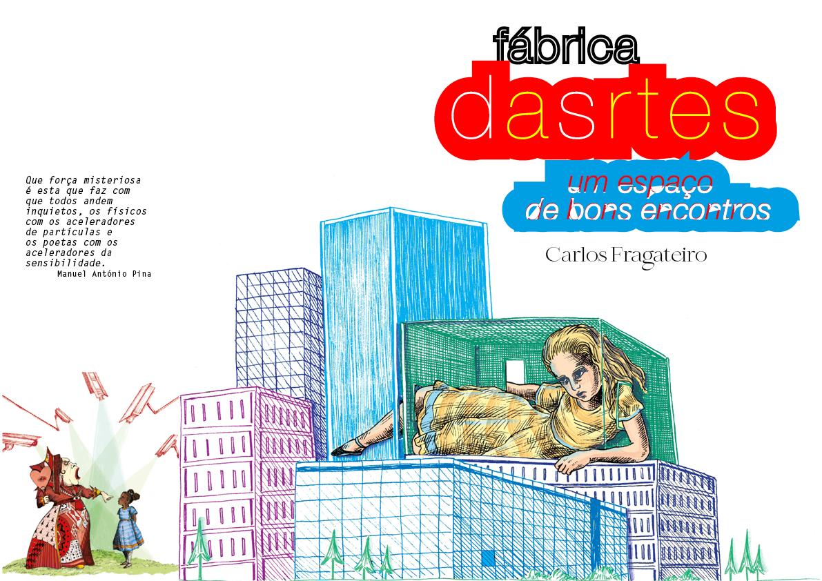 Fábrica das Artes do Centro Cultural de Belém: Um Espaço de bons Encontros
