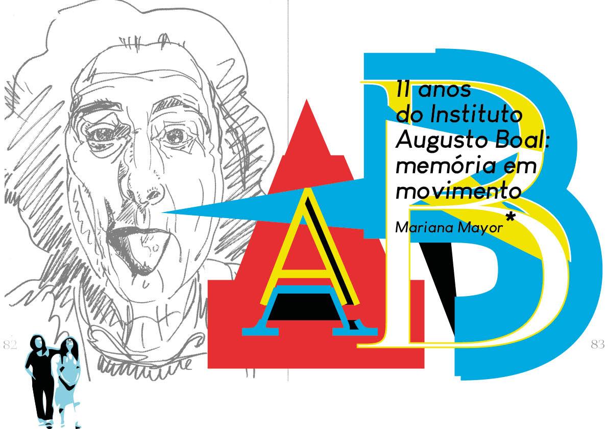 11 anos do Instituto Augusto Boal: Memória em movimento